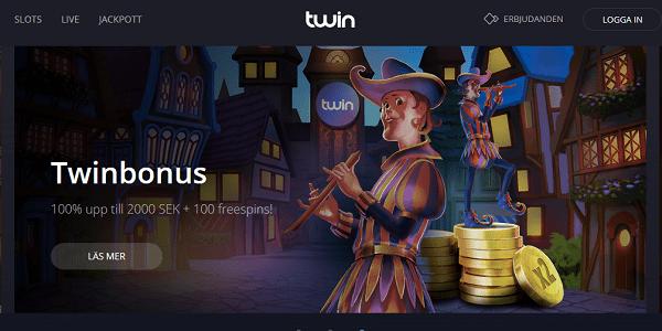 Twin casino Bästa Online Kasinon i Sverige för 2018.