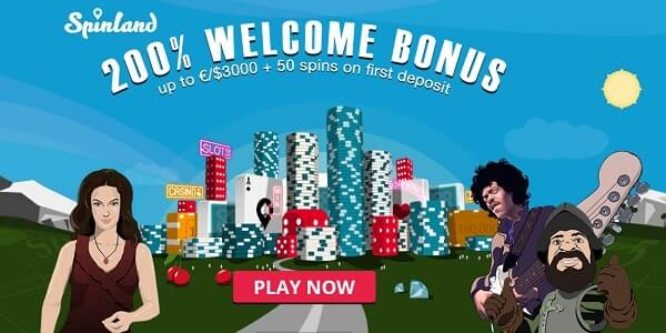 Spinland Casino Online Review