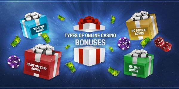 казино онлайн бонусы