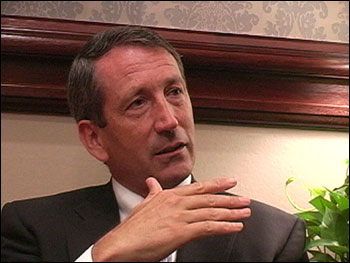 Governor Mark Sanford