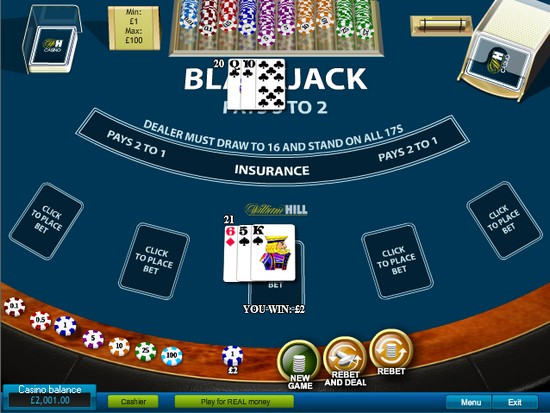 Image result for The Best Places to Play Blackjack