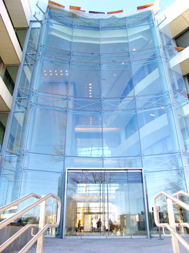 Frameless Glass Door System - Project 2