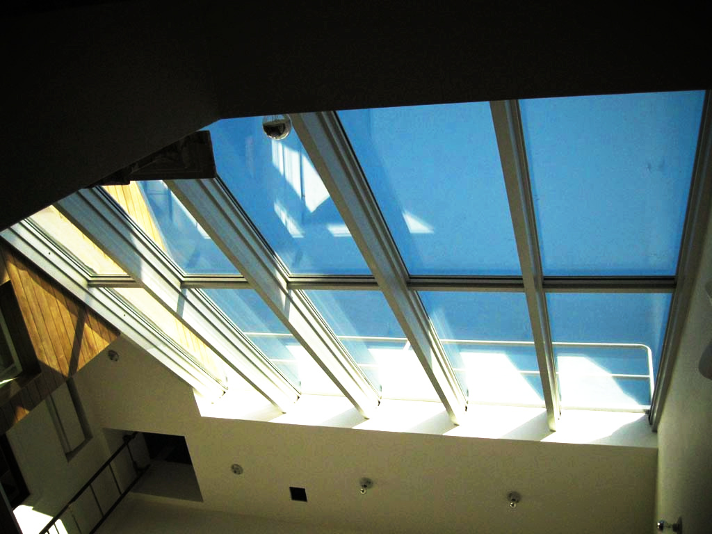 Skylight/Solarium - Project 3