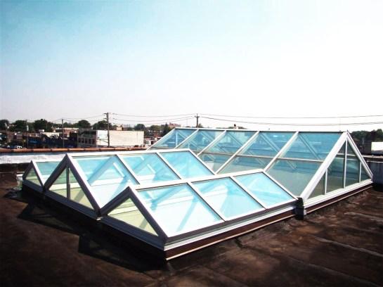 Skylight/Solarium - Project 7