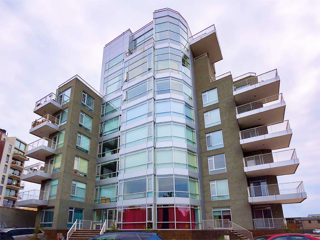 Balcony Doors - Project 3