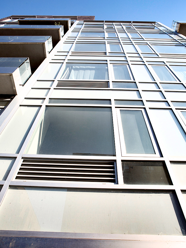 Curtain Wall - Project 15
