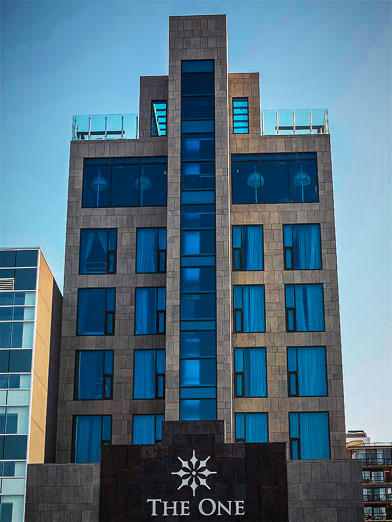 Curtain Wall - Project 17