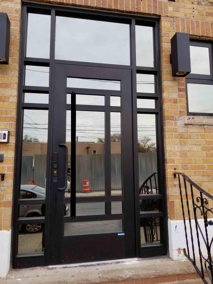 Commercial Door-Weinberger