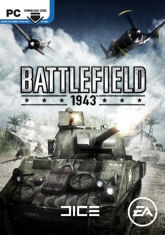 Battlefield 1943 - PC Download Code