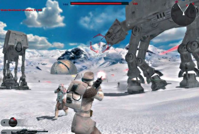 Top 10 LAN Games - Star Wars Battlefront II