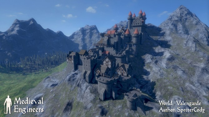 Top 10 Mittelalter Games - Medieval Engineers