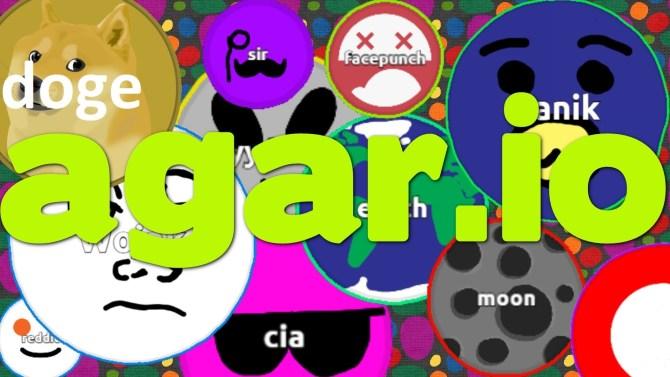 Agar-io-Titelbild