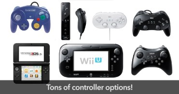 wii ocntrollers