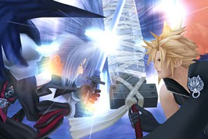 kingdom hearts final fantasy