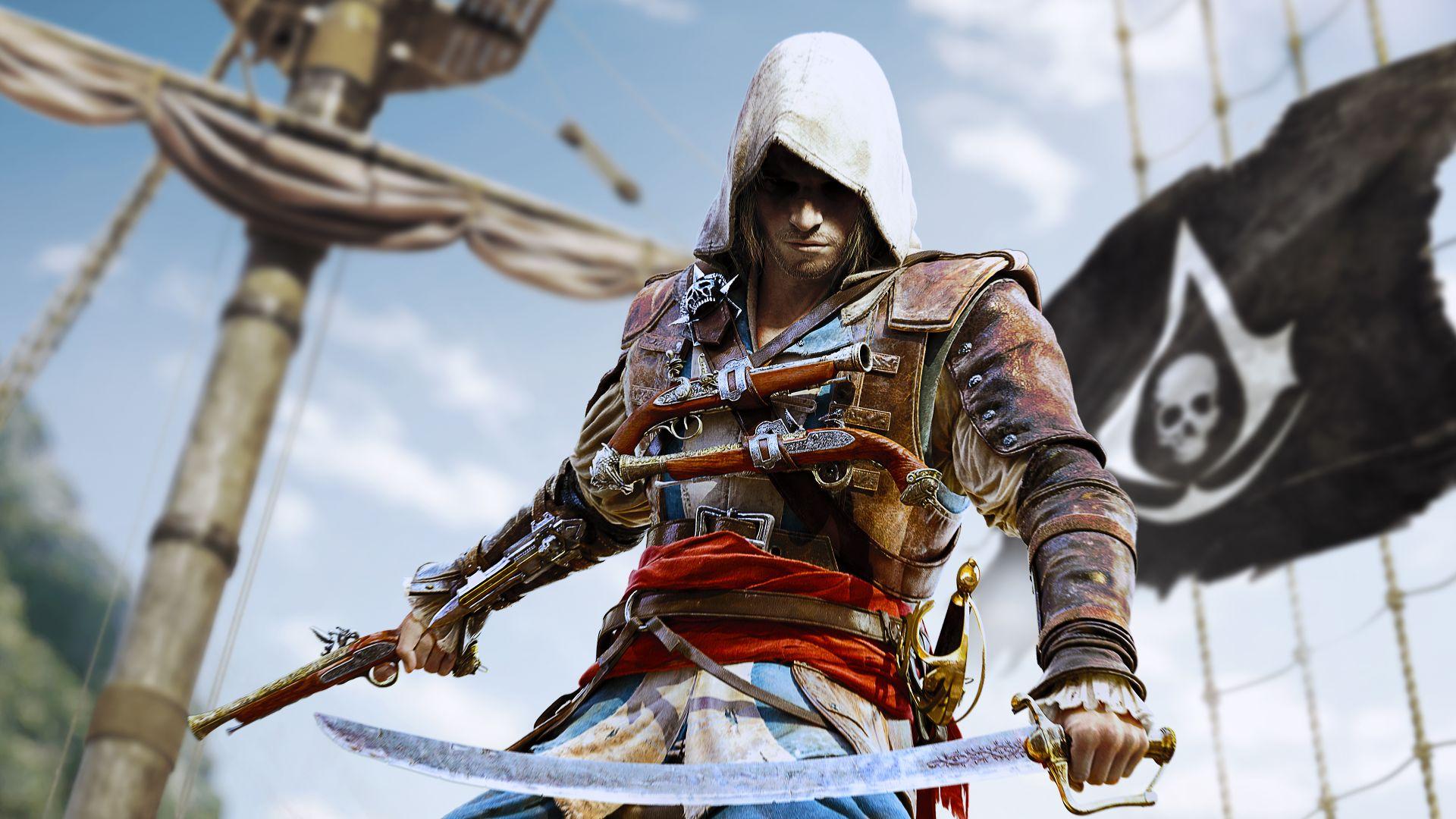 Retrospective Review Assassin S Creed Iv Black Flag Gamechange
