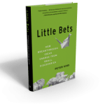 Innovation book review: Little Bets by @petersims