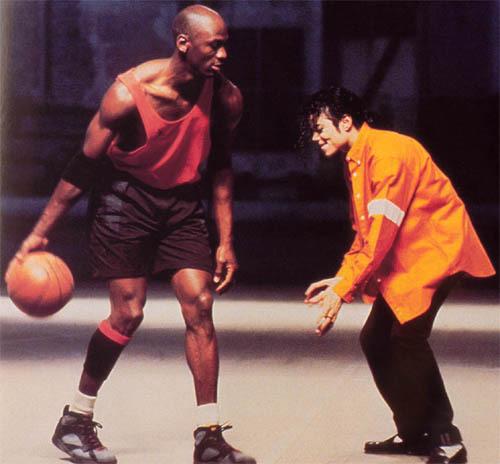 MJ vs MJ
