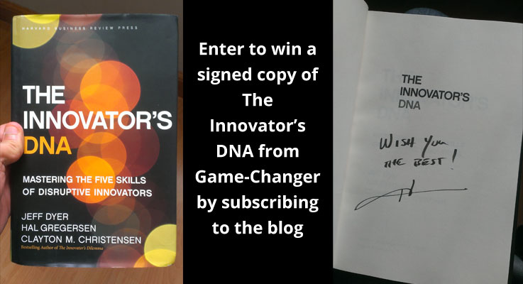 innovators dna giveaway