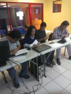 Innovator's in training