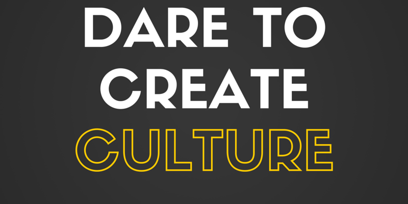 dare to create culture