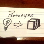 For innovation: More prototypes, less powerpoints