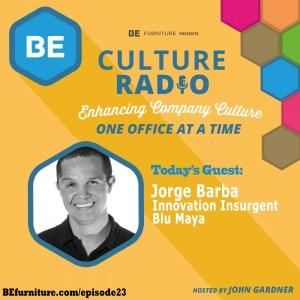 jorge barba culture radio podcast