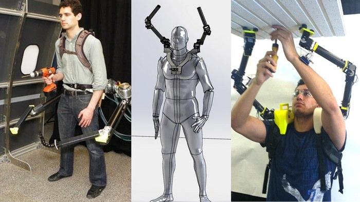 robots vs augmented humans