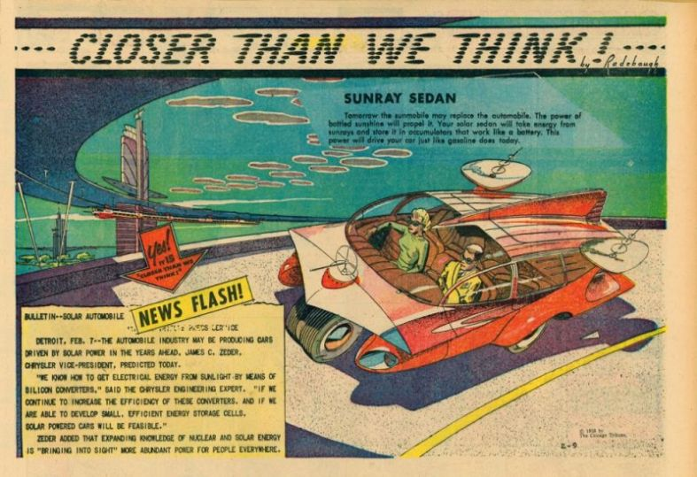 closer than we think futurism