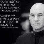 Trekonomics: Can We Achieve A Money Free Society?