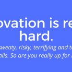 Innovation is The Opposite of What We're Pretending The Word Means