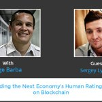 Building The Next Economy's Human Rating System on Blockchain
