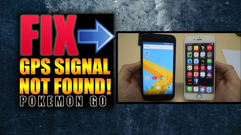 'Pokemon Go' GPS Signal Not Found: How to Fix (Hindi)