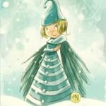 """Goblins Drool, Fairies Rule!"" fairy - Snowflake Shelly"