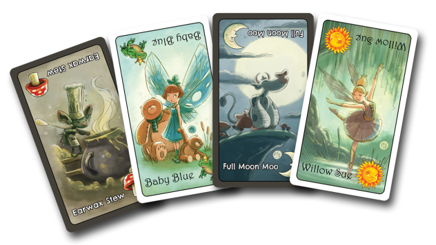 Goblin and Fairy cards
