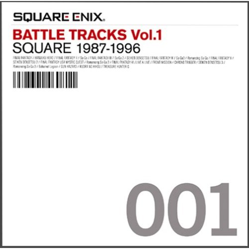 Square Battle Tracks Vol.1