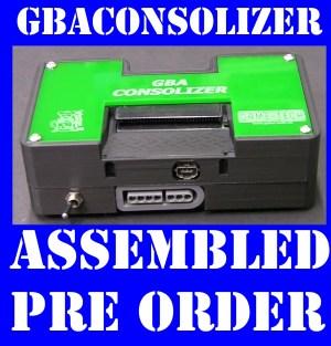 Pre modified consoles
