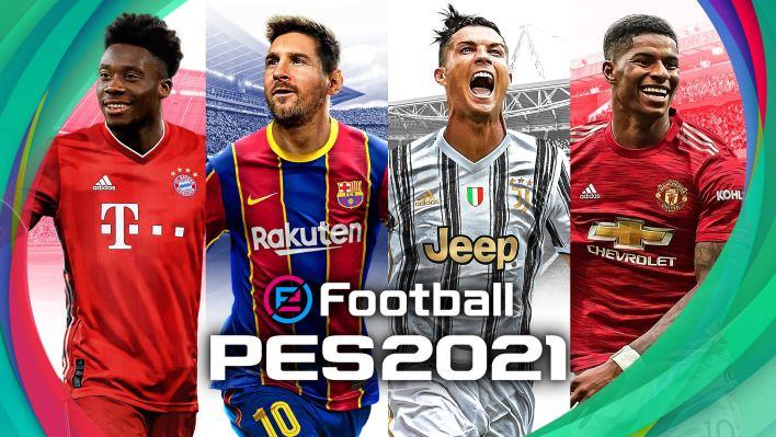 Télécharger efootball pro évolution soccer 2021 Android