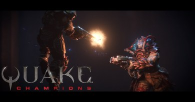 Quake champions free to play fps shooter blood arena quakecon tournament tournois