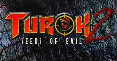 turok , turok 2 , seed of evil , remake , remastered