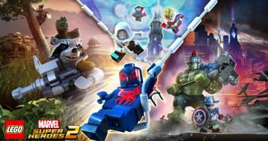LEGO Marvel Super Heroes 2 teaser héros