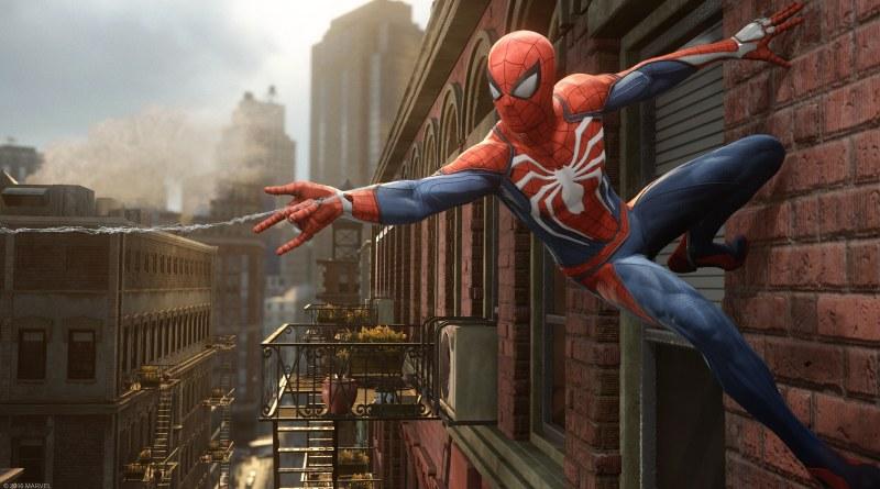 Spider Man 30 Fps sur PS4 Pro