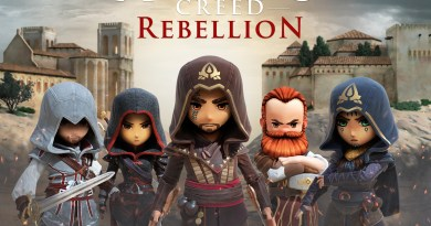 Assassin creed rebellion