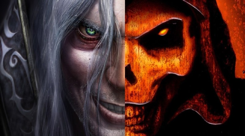 Warcraft 3 et Diablo 2 Blizzard pc bnet battlenet