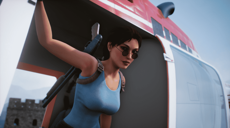 Tomb Raider The Dagger of Xian, REmake, Download, Telecharger, demo, 3D, TOmb Raider 2