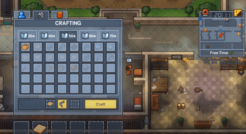 The escapists 2 center perks 2.0 - Soluces, astuces, trophées