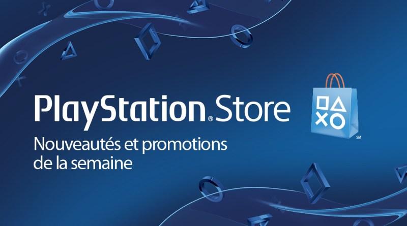 Mise à jour du PlayStation Store du 8 mai 2018