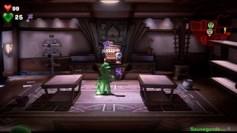 luigi's mansion 3 boutique 3 etage cle virgile vigil boss soluce solution fr