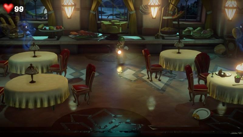 luigi's mansion 3 mezzanine soluce solution fr guide image bouton souris cuisine boss
