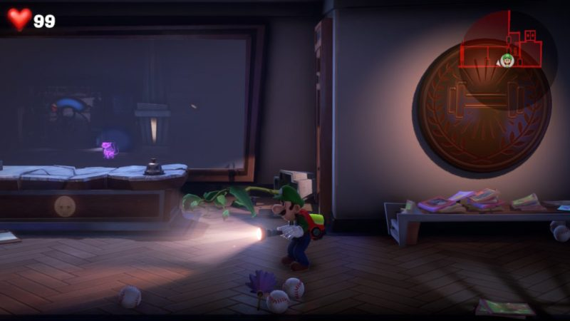 luigi mansion 3 soluce solution switch fr guide chat gym spectrale illusoire