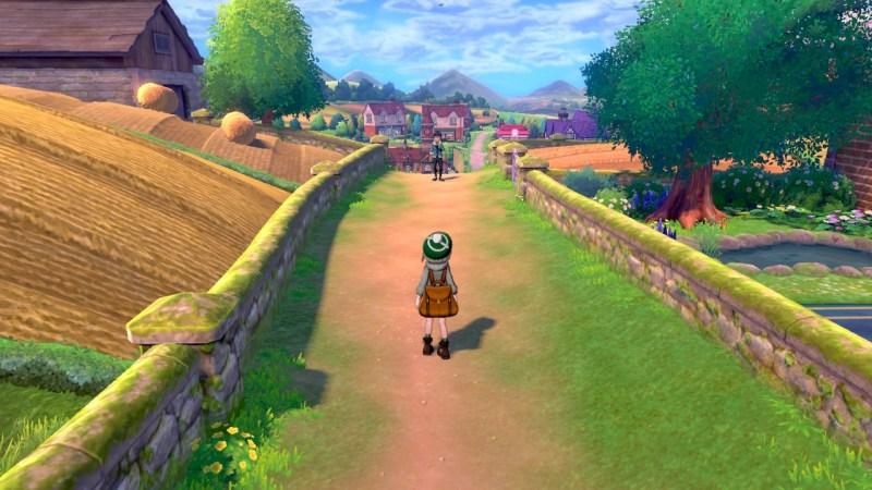 Soluce Pokemon Épée Bouclier ville de Paddoxton
